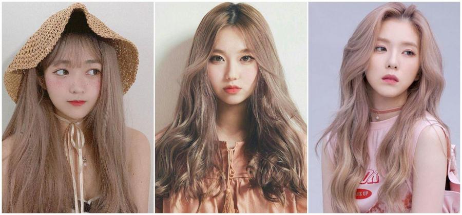 Gợi ý 7 màu tóc nâu vàng sành điệu dẫn đầu xu hướng màu tóc nhuộm